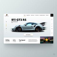 by David Ferretti. Web Design Websites, Web Design Agency, Car Advertising, Advertising Design, Design Thinking, Make Design, Ui Design, Diesel, Level Design