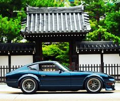 Japan traditionally scene JDM masterpiece DATSUN Fairlady Z. R34 GTR engine hyper Z I would like to thank everyone who has reposted…