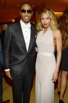 The Real Love and Hip Hop: Our Favorite Hip Hop Couples: Future and Ciara