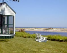 A cottage at Dunes on the Waterfront in Ogunquit, Maine