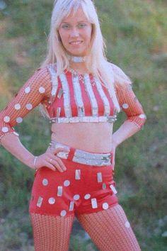 Agnetha Fältskog of ABBA