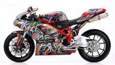 """2011 #Ducati 1098 and 1198 """"Kill Me Fast"""" Collection by Kristian van Hornsleth"""