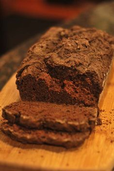 chocolate beer bread. hmmm maybe layer in a mason jar and give as a gift along with a bottle of stout?