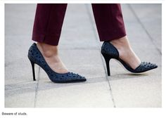 WANT SO BAD!  The Pixie featured on @Refinery29's rundown of the best street style shoes during NYFW!  http://www.samedelman.com/collection/the-spring-summer-2012-collection/pixie/