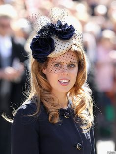 Princess Beatrice looks great in this ensemble