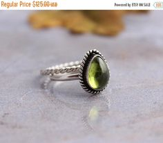 Hey, I found this really awesome Etsy listing at https://www.etsy.com/listing/159730332/peridot-ring-olive-green-ring-bezel-ring