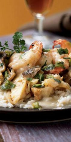 Cajun Shrimp and Catfish - Low in fat and calories, shrimp are a healthy snack, lunch, or dinner. Enjoy them in these flavorful dishes.
