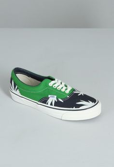 Baskets Vans - Vans OG era lx palm leaf - Boutique Vans