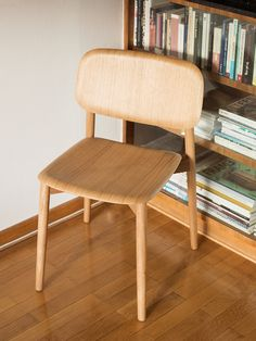 Soft Edge chair.