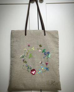 #프랑스자수 #French #embroidery #에코백