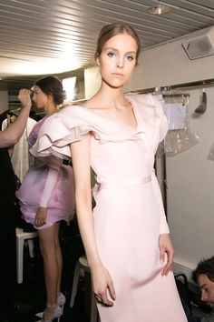 Ralph & Russo Spring 2015 #Couture #backstage