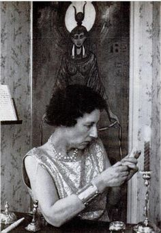 """Eleanor """"Ray"""" Bone who also went under the craft name Artemis, was an influential figure in the neopagan religion of Wicca. She claimed to have been initiated in 1941 by a couple of hereditary witches in Cumbria."""