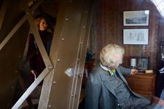 Gustave Eiffel's Secret Apartment | Atlas Obscura