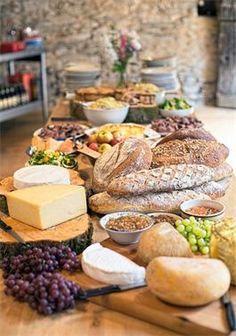 wedding ploughmans lunch - Google Search