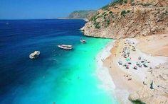 #kaputas #beach, #turkey #antalya #paradise