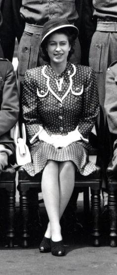 "indypendentroyalty: "" Queen Elizabeth II, July 8, 1947 """