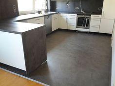 Fußboden Ohne Fugen ~ Besten fugenloser boden bilder auf concrete floor