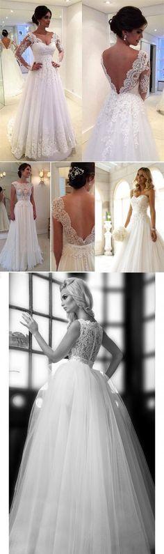 Koronkowe suknie ślubne, tiule - suknie księżniczki!♥