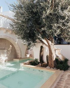 Prettiest pool!