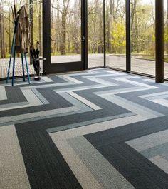 Interface carpet at Fluss Flooring flussflooring.com