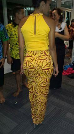 Island Wear, Island Outfit, New Dress Pattern, Dress Patterns, Latest African Fashion Dresses, Women's Fashion Dresses, Island Style Clothing, Clothing Styles, Tahiti
