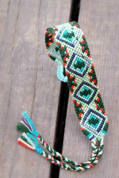 Friendship bracelets - make HUNDREDS of different patterns by following the directions on this site.
