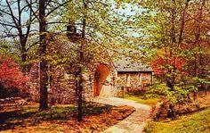 Beck Chapel Bloomington~Spring IU Campus