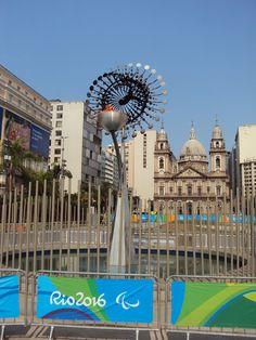 MarinaFGO: Boulevard Olímpico nas Paralimpíadas