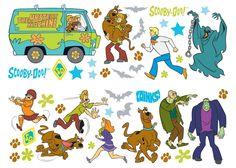 Scooby Doo stickers - Google keresés