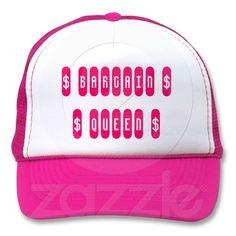 Bargain Queen Female Womens Trucker Hat