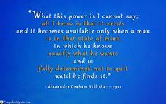 - Alexander Graham Bell 1847 - 1922 : Scottish born Scientist, inventor, and teacher (of the deaf)