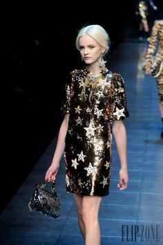 Dolce & Gabbana Fall-winter 2011-2012 - Ready-to-Wear