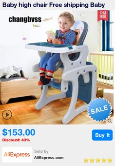 Baby high chair Free shipping Baby safety High Chair Seat/Portable Booster Seat /Child safety Travel High Chair * Pub Date: 03:40 Jun 29 2017
