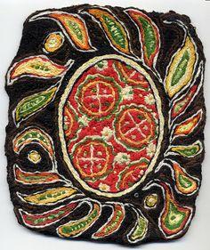 8 dec 11.  Embroidery by kiira kirsijona
