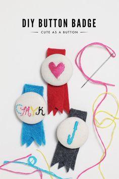 Holamama - DIY button badges