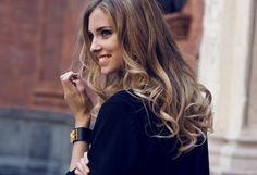 colour + curls