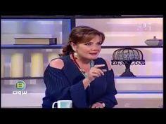 "Coach Dania on ""Language of the Eyes"" - B-Beirut LBC SAT"
