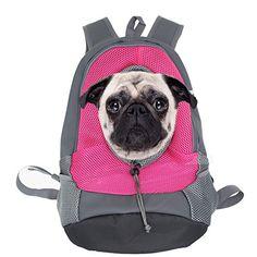 ZUINIUBI Easy Carry Pet Barrier Backpack Pet Dog Cat Bag -- Be sure to check  sc 1 st  Pinterest & 4 Way Small Medium Pet Cat Kitten Dog Supply Lock Lockable Safe ... pezcame.com