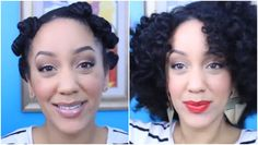 Five Ways to do a Bantu Knot Out (Videos