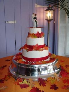 Minus the Silver Base - LOVE the cake topper!!