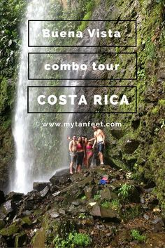 Get your fill of adventure at the Buena Vista combo tour in Guanacaste, Costa Rica. Includes horseback riding, waterfalls, ziplining and a waterslide! http://mytanfeet.com/activities/buena-vista-costa-rica/