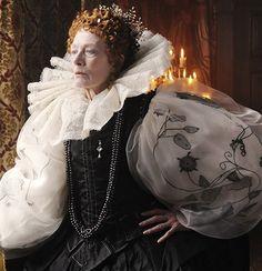 Queen Elizabeth I in Movies & TV – Queen Elizabeth Movie, Lady Elizabeth, Orry Kelly, Glenda Jackson, Sandy Powell, Walter Raleigh, Errol Flynn, Mary Stuart, Lady In Waiting