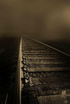 bw fog rain 5a: Photo by Photographer tim hayes - photo.net
