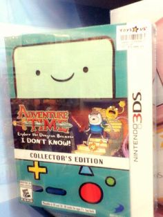 Adventure Time game :)