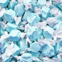 Perfect for baby showers and weddings! Light Blue Aesthetic, Blue Aesthetic Pastel, Aesthetic Colors, Aesthetic Pictures, Black Shower, Blue Candy, Love Blue, Over The Rainbow, Pastel Blue