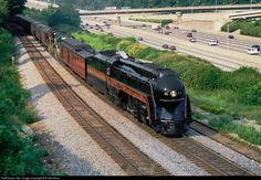 RailPictures.Net Photo: NW 611 Norfolk & Western Steam 4-8-4 at Atlanta, Georgia by RailfanTerry