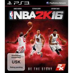 NBA 2K16  D1 Version!  PS3 in Sportspiele FSK 0, Spiele und Games in Online Shop http://Spiel.Zone