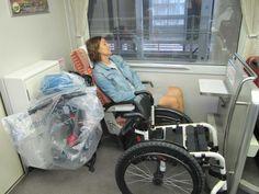 #BatecTravels Japan with a wheelchair and handbike / Japón en silla de ruedas y handbike