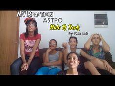 [MV Reaction] ASTRO 아스트로 - 숨바꼭질(HIDE&SEEK), reaction by: FREE SOULS - YouTube