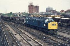 BR Class 40 40165, Ipswich
